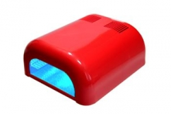 Lampa 36W *KOLOR* 120 sec. - Raspberry Red