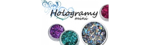 Hologramy mini 1,5mm